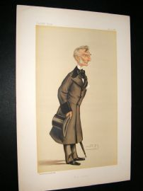 Vanity Fair Print 1886 James Taylor Ingham